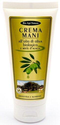Крем для рук с оливковым маслом