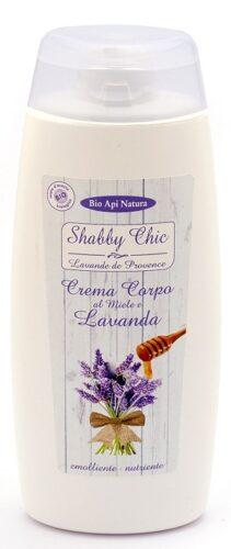 Крем для тела Шебби Шик Лаванда и мёд
