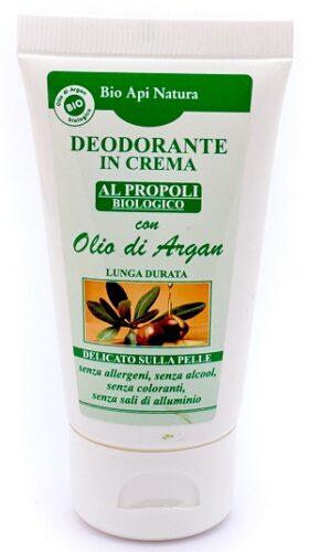 Дезодорант – крем с прополисом и маслом аргановым