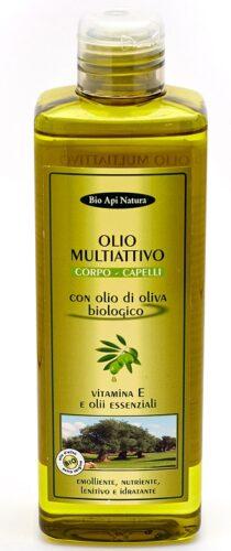 Оливковое масло для тела и волос